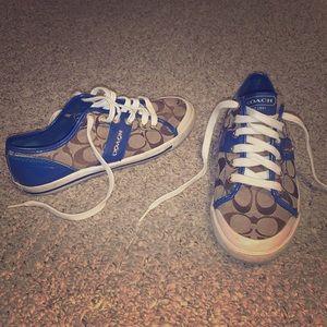 Coach Womens Sneakers